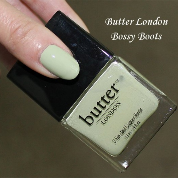 butter LONDON Other | Rare Disc Bossy Boots Nwt | Poshmark